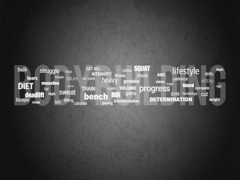 Bodybuilding Clip Art Backgrounds