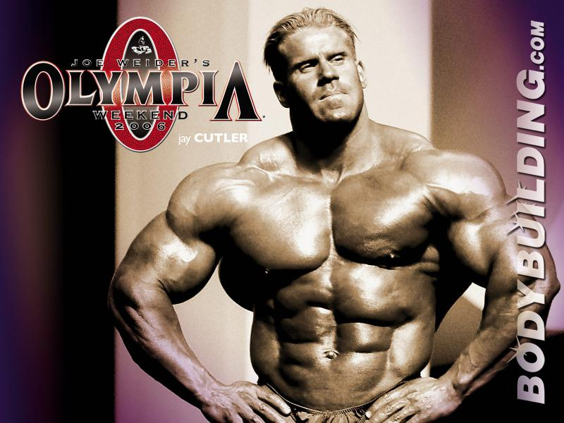 Bodybuilding Presentation Backgrounds