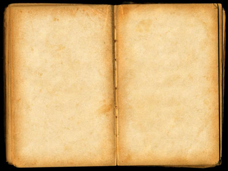 Book Old Papers And Books Backgrounds For Powerpoint