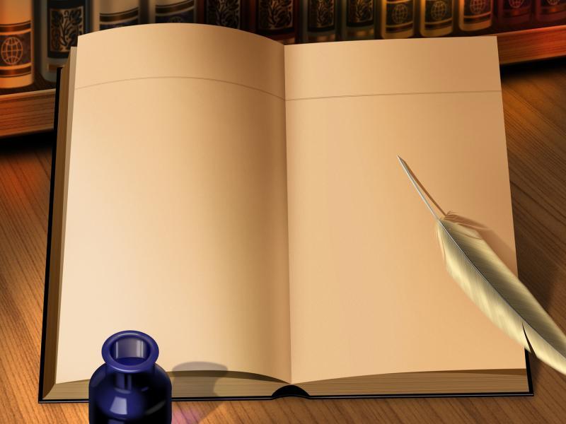 Books Slide Backgrounds