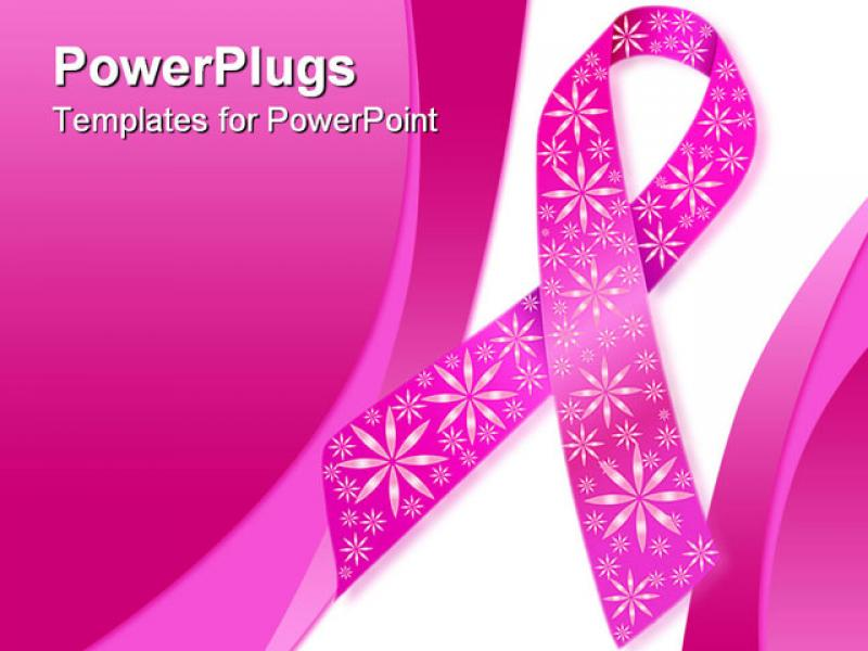 Breast Cancer Awareness Template  Breast   Frame Backgrounds