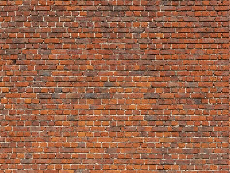 brick wall sample backgrounds for powerpoint templates