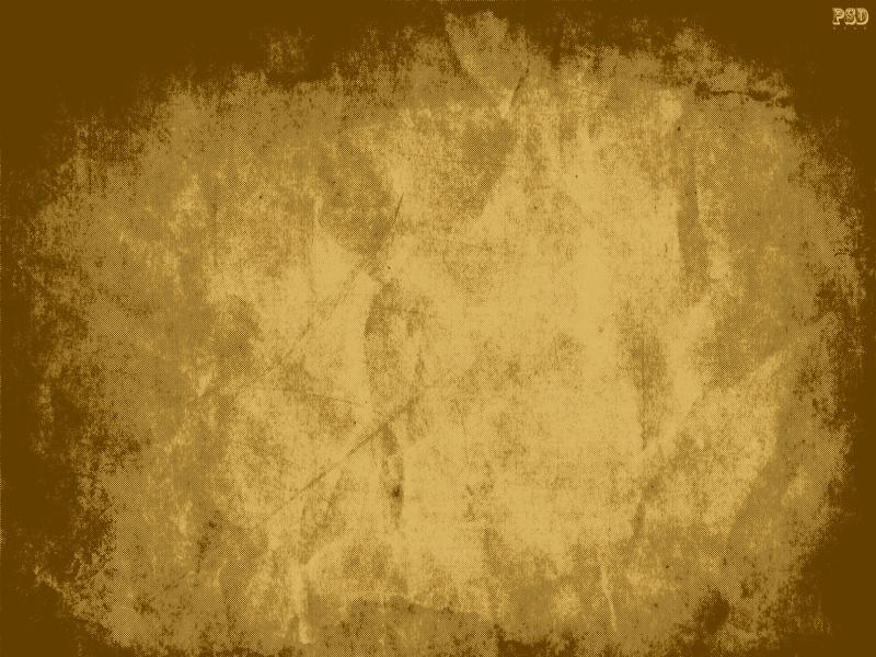 Brown Grunge Slides Backgrounds