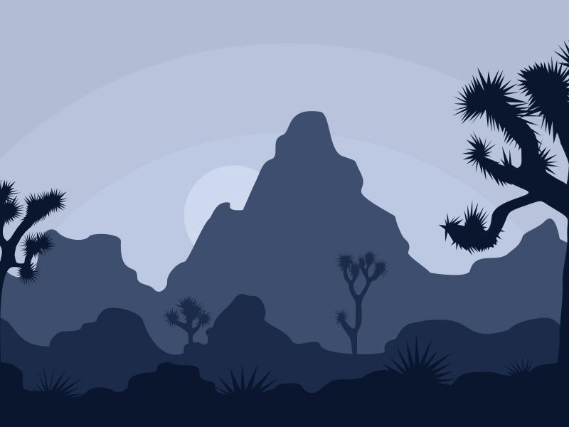 Cactus Field Backgrounds