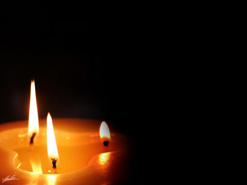 Candle (EL@Seattle) Tags Church Dark Candle Slides Backgrounds