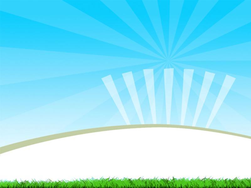 Cartoon Sunrise image Backgrounds