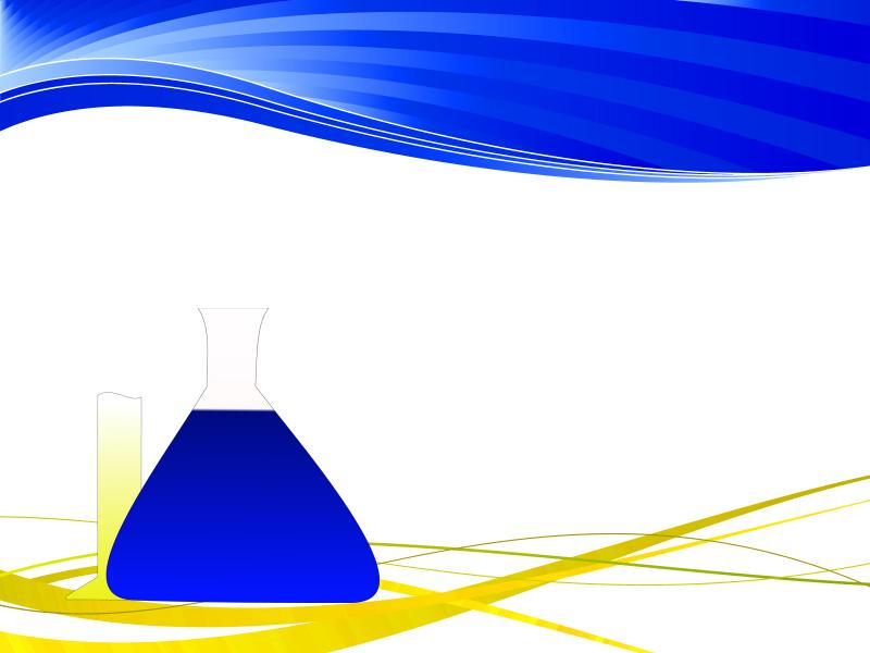 Chemical Science Experience PPT Art Backgrounds