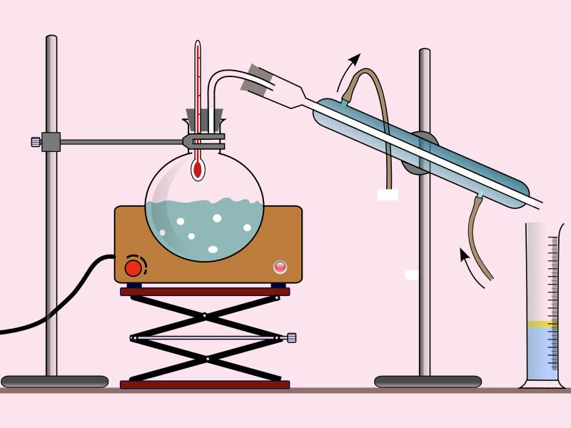 Chemistry Laboratory Backgrounds