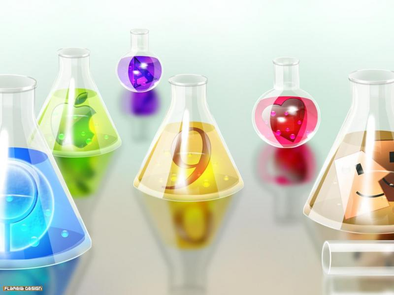 Chemistry Backgrounds For Powerpoint Templates  Ppt Backgrounds