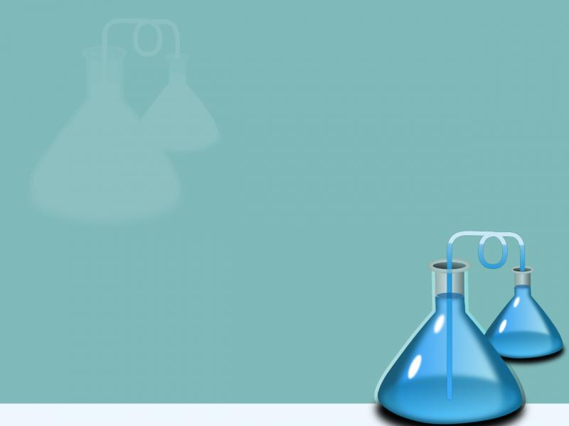 Chemistry Backgrounds