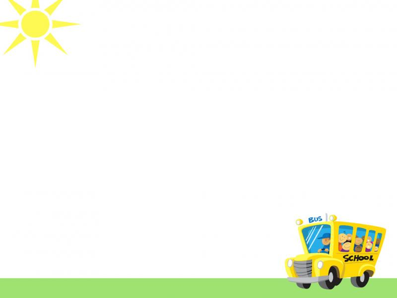 Children Education for PowerPoint Backgrounds