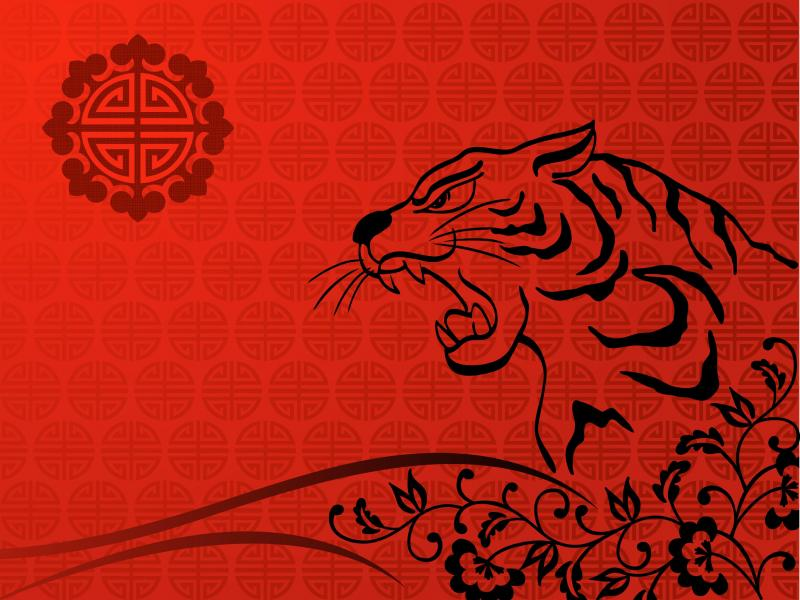 Chinese HD Backgrounds