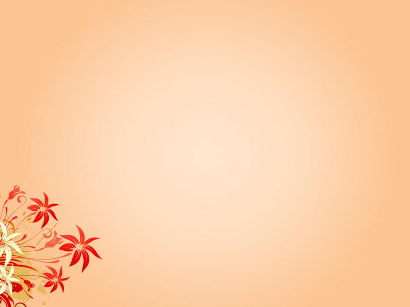 Christian Floral Backgrounds