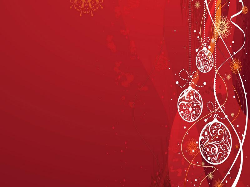 Christmas Ornaments Noel Quality Backgrounds