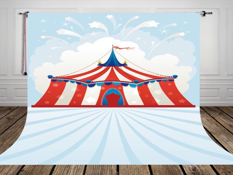 Circus Reviews Backgrounds