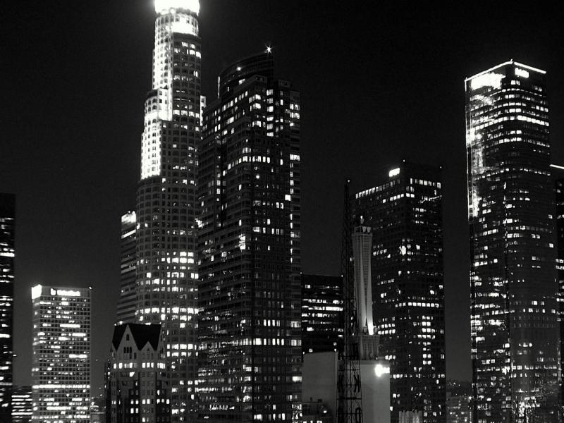 City Black and White image Backgrounds