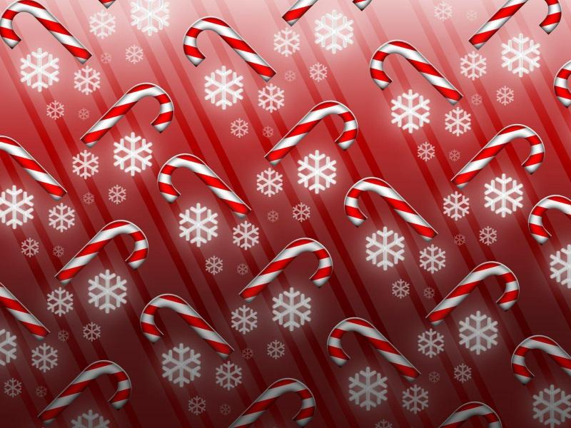 Claret Red Candy Cane Download Backgrounds