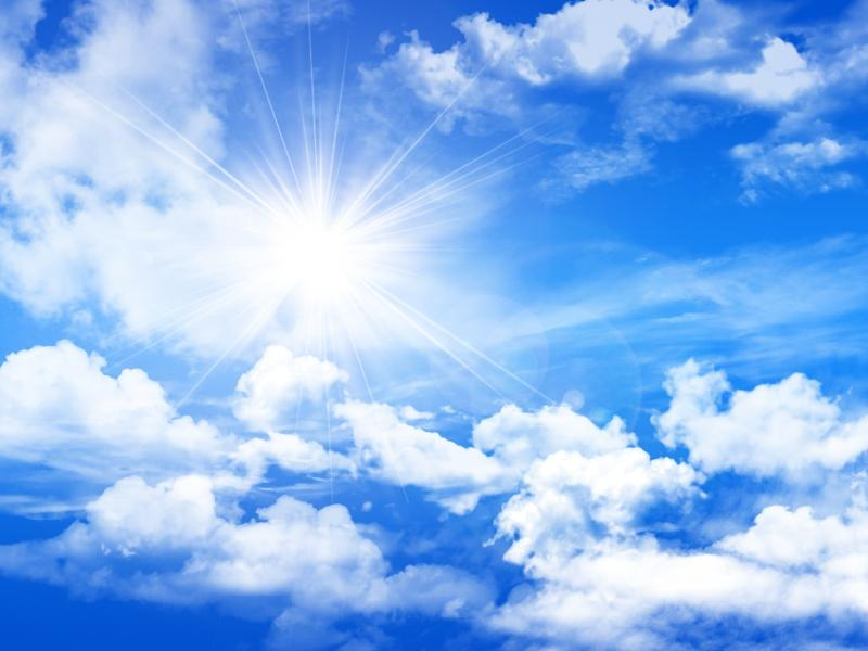 Clouds Template Backgrounds