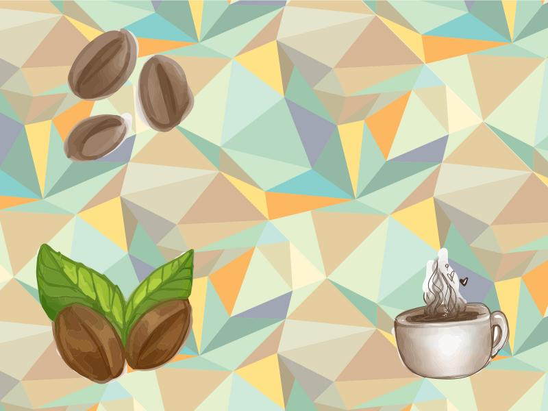 Coffee Core PPT Backgrounds