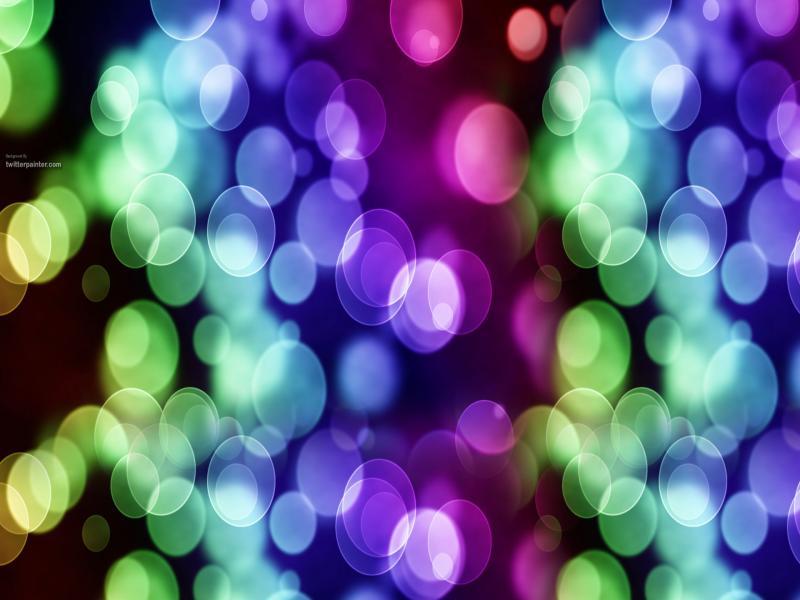 Color Bubbles Presentation Backgrounds