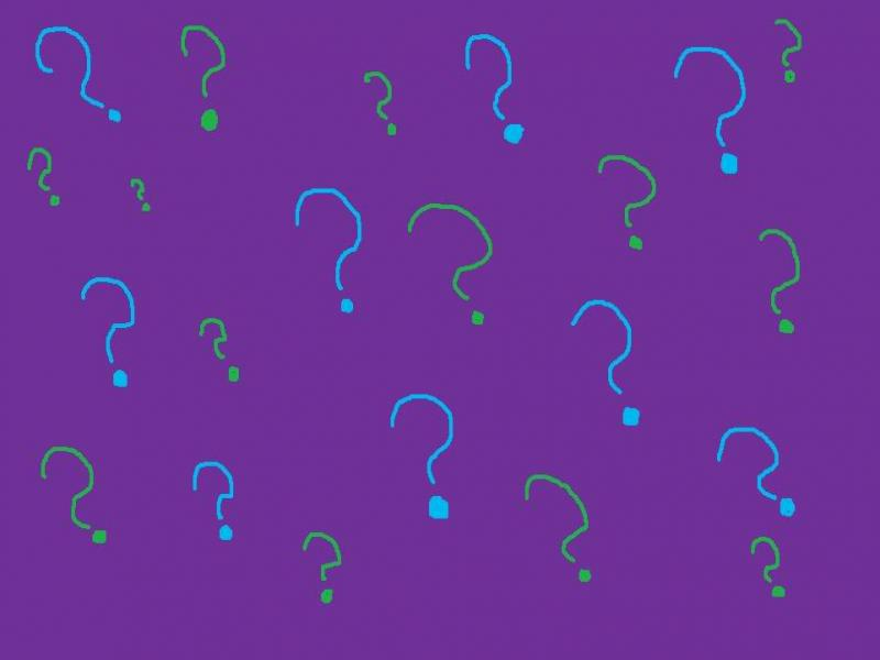 Cool Question Marks Backgrounds