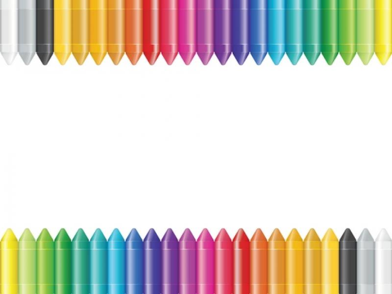 Crayon Clip Art Free School Pencils and Cartoon Crayons Wallpaper
