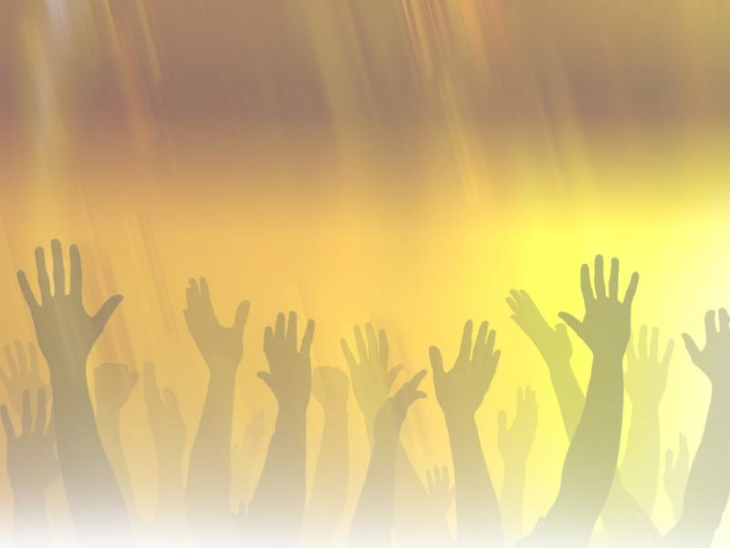 Cross Worship Time Clip Art Backgrounds