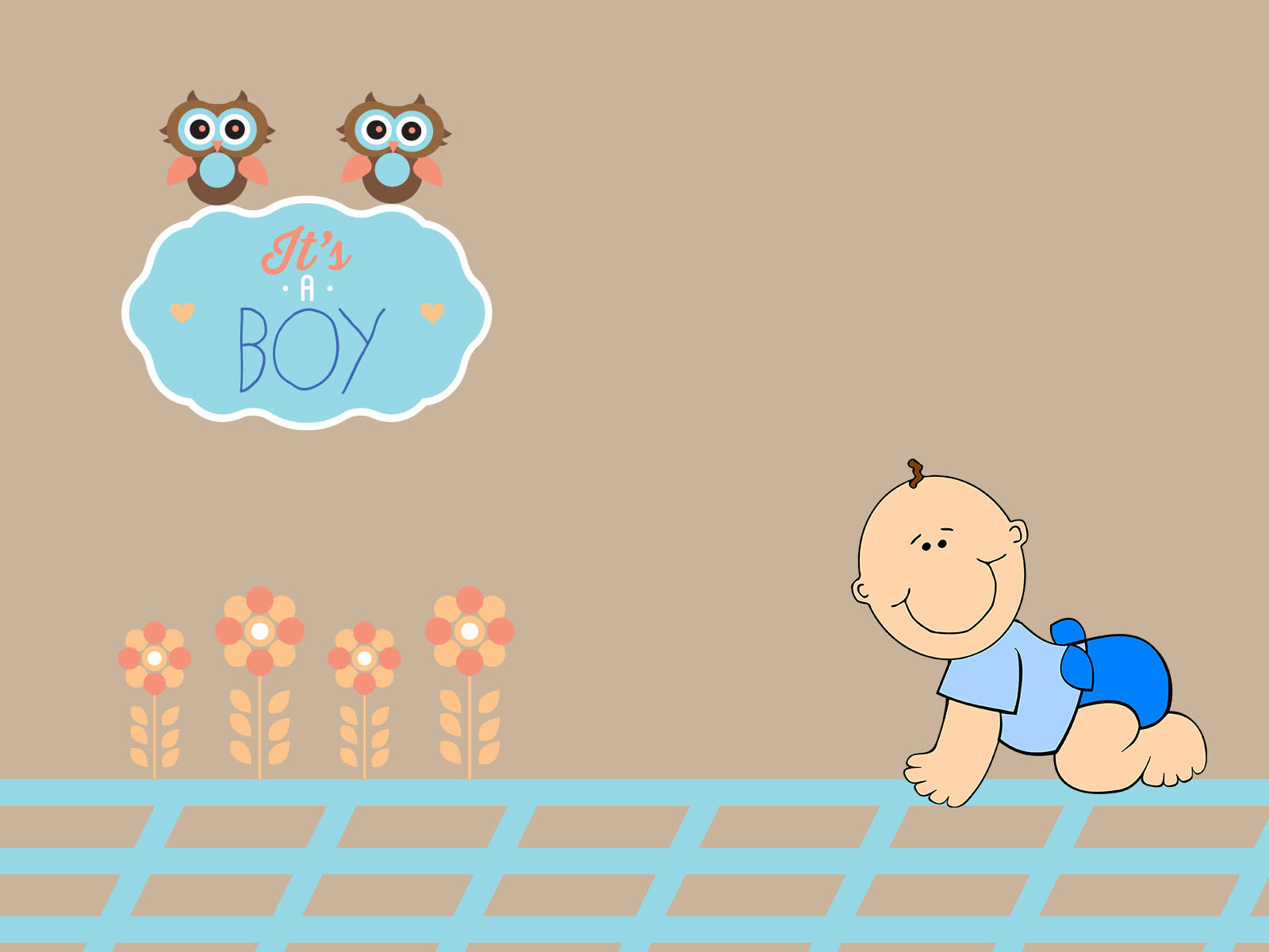 cute baby backgrounds for powerpoint templates - ppt backgrounds, Cute Ppt Templates, Powerpoint templates