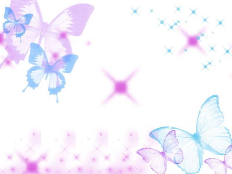 Cute butterfly clipart backgrounds for powerpoint templates ppt cute butterfly clipart backgrounds toneelgroepblik Image collections