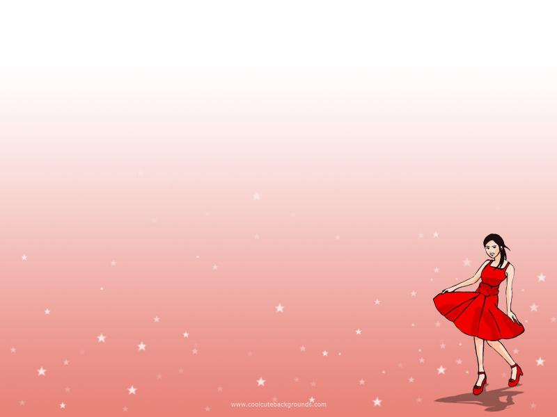 dancing girl for dance for templates ppt slides backgrounds for