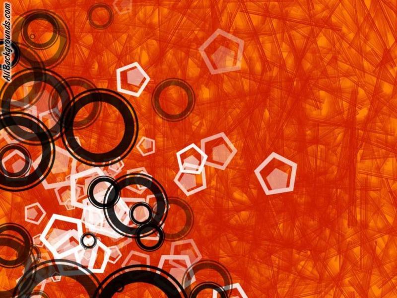dark orange wallpaper backgrounds for powerpoint templates