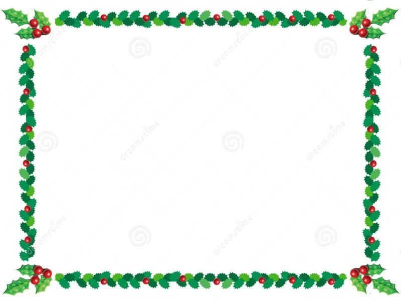 decorative border clipart backgrounds for powerpoint templates