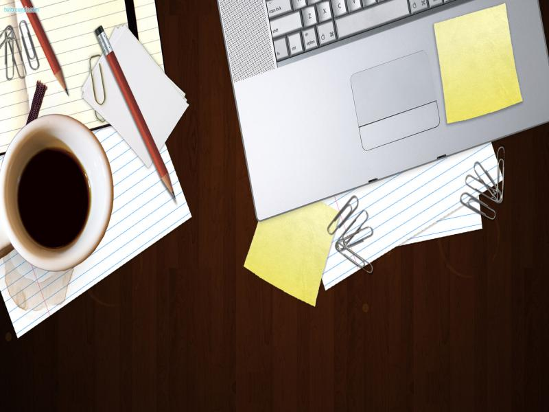 Desk and Coffee Backgrounds