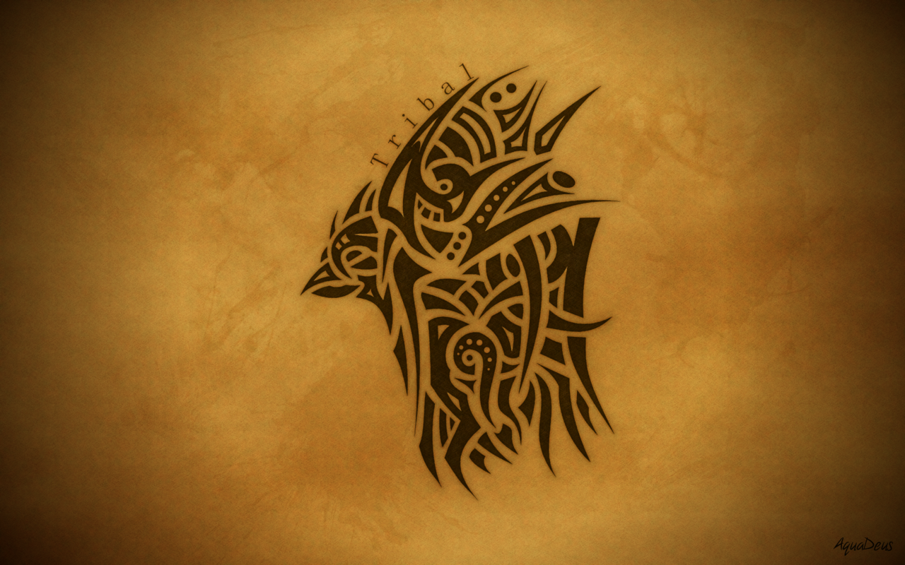 Desktop Tribal Art Backgrounds