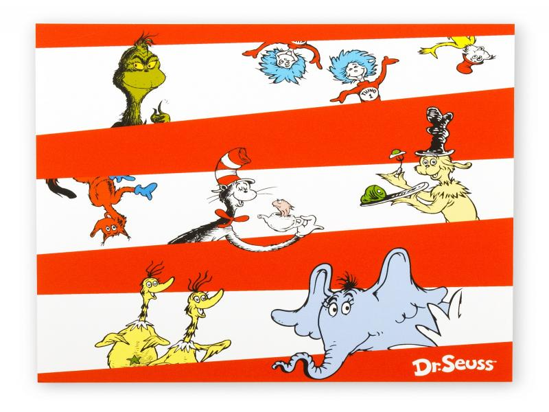 Dr Seuss Lunch Napkins image Backgrounds