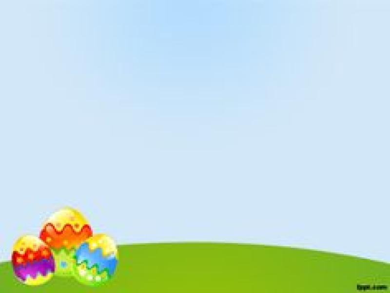 Easter For Clip Art Backgrounds