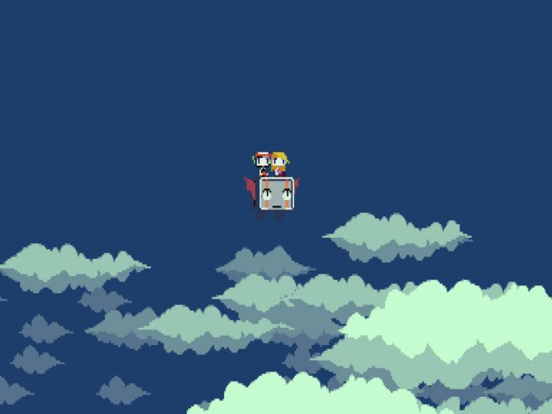 Easy Pixel Art   Backgrounds