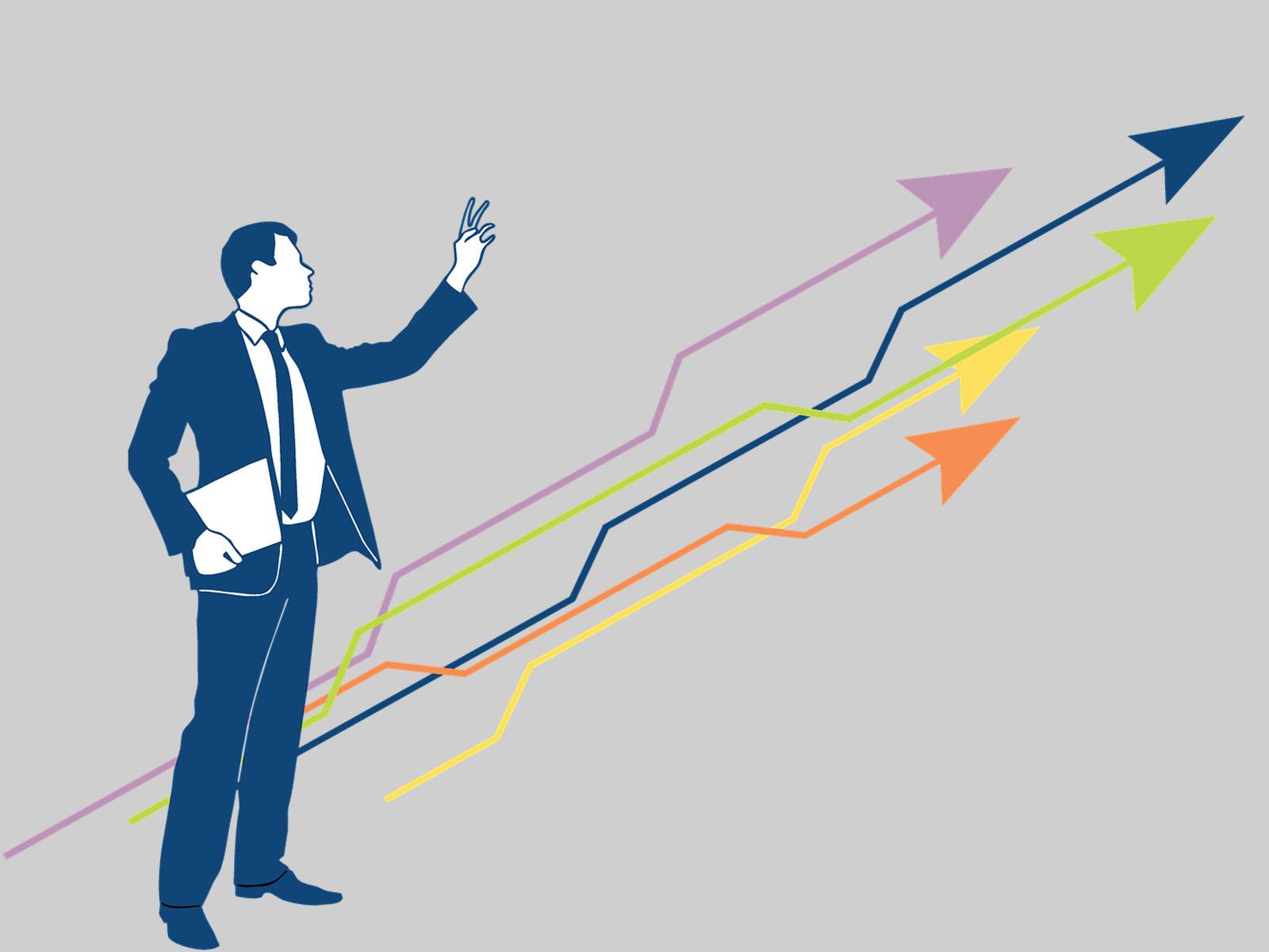 Economic Improvement Backgrounds for Powerpoint Templates ...