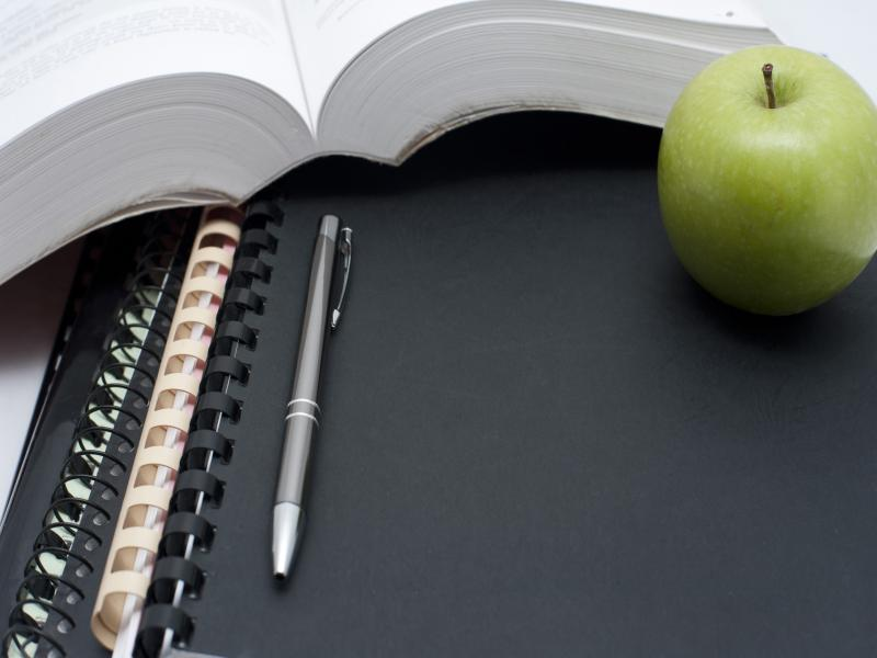 Education Apple Template Backgrounds