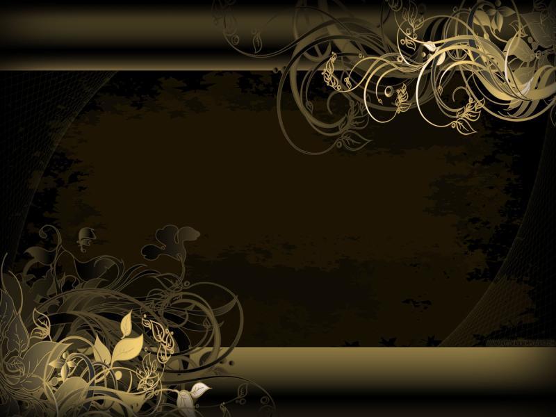 elegant black and gold 2 cool backgrounds