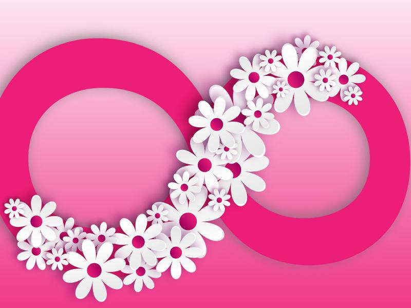 Endless Flower Backgrounds
