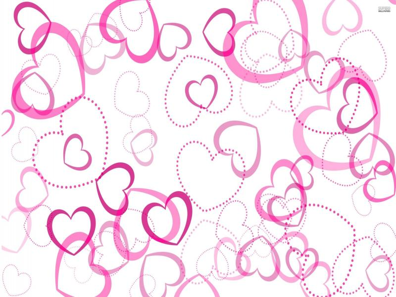 Feed Pictures  Hearts Pink Hearts Pink Desktop Quality Backgrounds