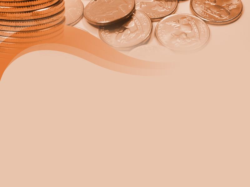 Finance Coins Clip Art Backgrounds