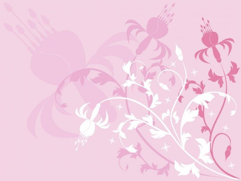 Floral See To World image Backgrounds