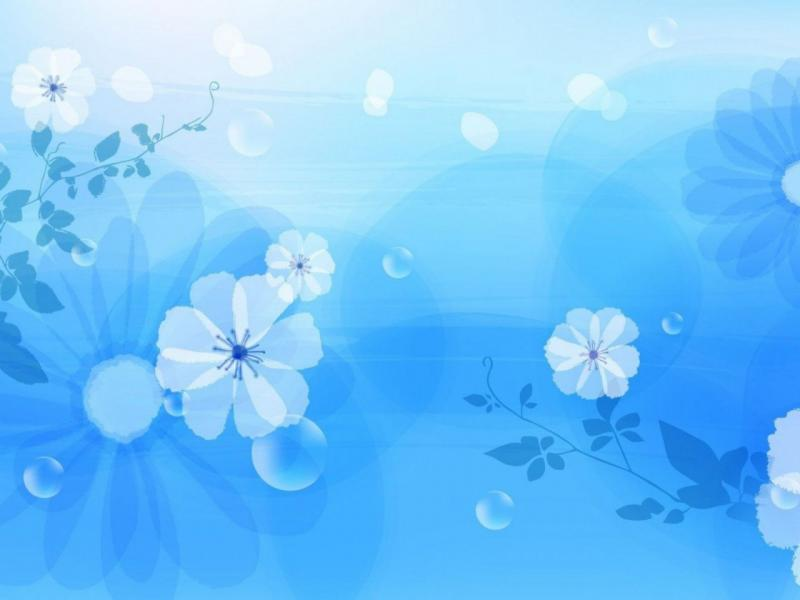 Flower Patterns Free PPT For Your PowerPoint Templates Template ...