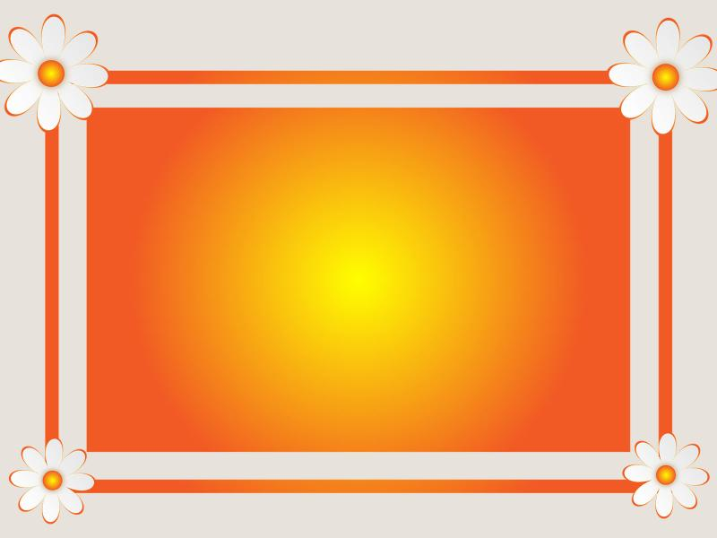 Frame Plate Backgrounds