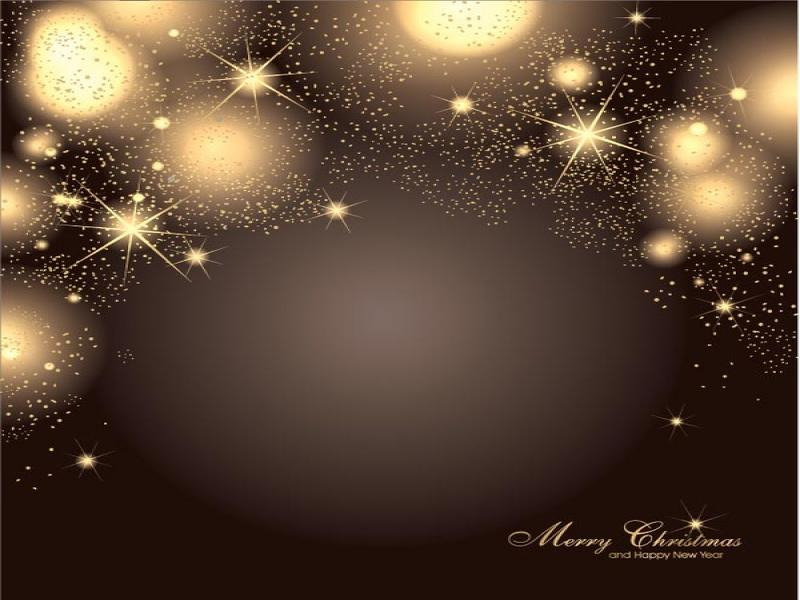 Free  Vector Glowing Star Pattern Christmas Elegant Quality Backgrounds