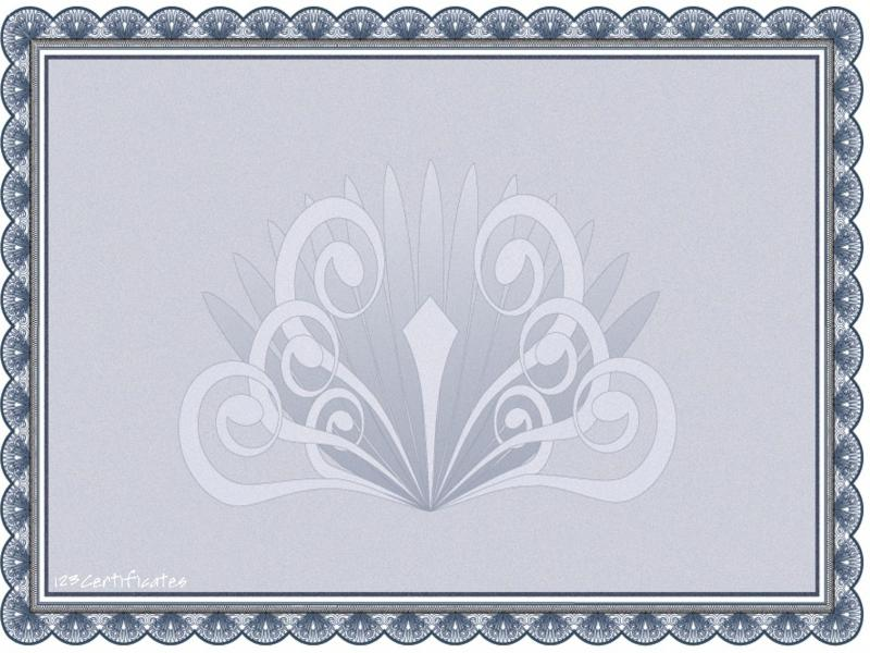 free certificate border artwork certificates picture backgrounds for