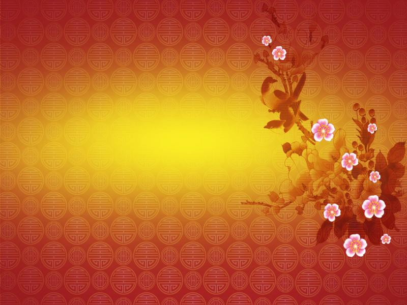 Free Chinese New Year Backgrounds