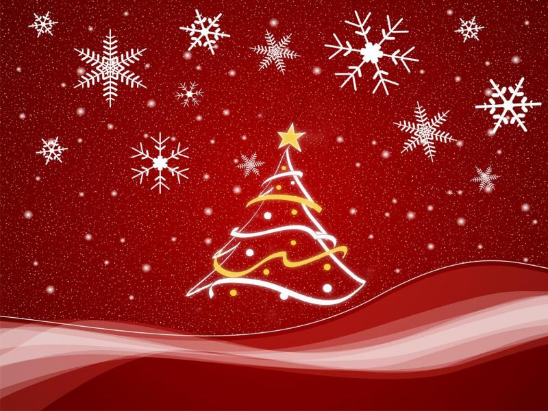 Free Christmas PowerPoint  PowerPoint Tips Graphic Backgrounds
